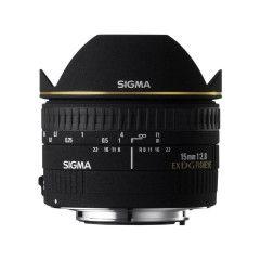 Sigma 15mm f/2.8 EX DG Diagonal Fisheye Nikon