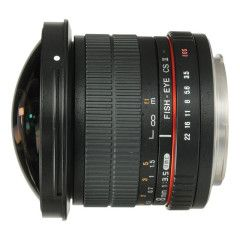 Samyang 8mm f/3.5 Fisheye UMC CS-II Micro 4/3