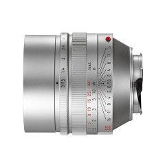 Leica Noctilux-M 50mm f/0.95 Asph - Zilver