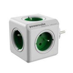 Allocacoc PowerCube Original Groen (FR)