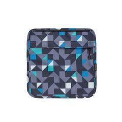 Tenba Switch Cover 8 - Blue/Grey Geometric