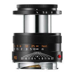Leica Macro-Elmar-M 90mm f/4.0 - Zwart