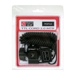 405 Photogear TTL-verlengkabel 2,0m Pentax