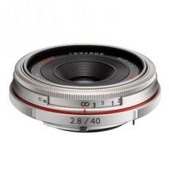 Pentax HD DA 40mm f/2.8 Zilver