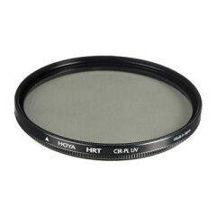 Hoya HRT Circular Polarising +UV 72mm