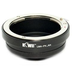 Kiwi Photo Lens Mount Adapter (PK-NX)