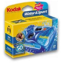 Kodak Sport Waterproof Camera 27 shots