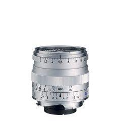 Carl Zeiss Biogon T* 35mm f/2.0 ZM Leica M - Zilver