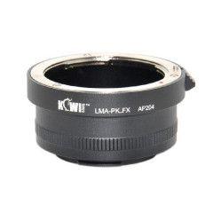 Kiwi Lens Mount Adapter (LMA-PK_FX)