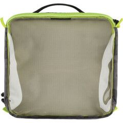 Tenba Cable Duo 8 Cable Pouch - Camo/Lime