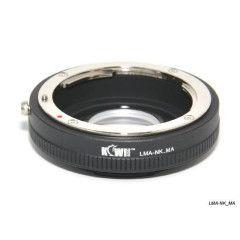 Kiwi Photo Lens Mount Adapter (NK-MA)