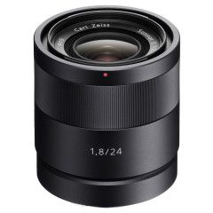 Sony Nex 24mm f/1.8Z Carl Zeiss Sonnar T*