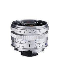 Carl Zeiss C Biogon T* 21mm f/4.5 ZM Leica M - Zilver