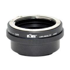Kiwi Lens Mount Adapter (LMA-NK(G)_FX)