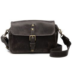 ONA The Bowery Bag Leather Dark Truffle