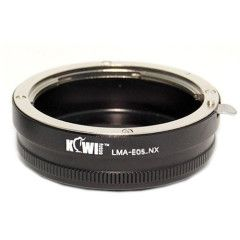 Kiwi Adapter Canon EF(S) Lens naar Samsung NX Body