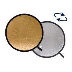 Lastolite Reflectiescherm reflector 120cm - Silver/Gold