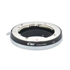 Kiwi Photo Lens Mount Adapter (Contax G-M4/3)
