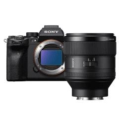 Sony A7S III + FE 85mm f/1.4 GM