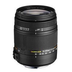 Sigma 18-250mm f/3.5-6.3 DC OS HSM Macro Nikon