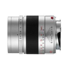 Leica Summarit-M 90mm f/2.4 - Zilver