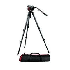 Manfrotto 504 Head +535K Statief