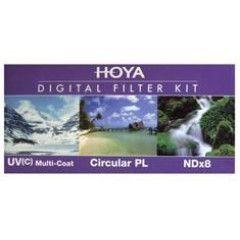 Hoya Digital Filter Kit II 77mm (3 pcs)