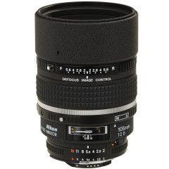 Nikon AF-D 105mm f/2.0 DC