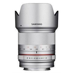 Samyang 21mm f/1.4 ED AS UMC CS Sony E Zilver