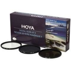 Hoya Digital Filter Kit II 62mm (3 pcs)