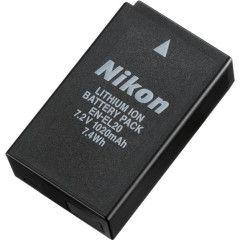 Nikon EN-EL20 Accu voor de Nikon 1 J1