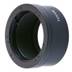 Novoflex Adapter Fuji X Pro camera naar Olympus OM objectief