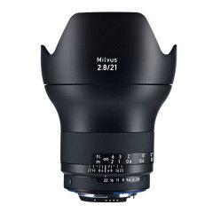 Carl Zeiss Milvus 21mm f/2.8 ZF.2 Nikon F