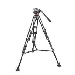 Manfrotto 546B Pro Video +502A Hoofd