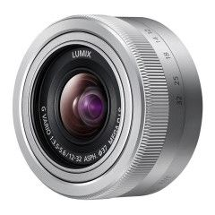 Panasonic Lumix G Vario 12-32mm f/3.5-5.6 ASPH - Zilver