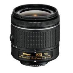 Nikon AF-P DX 18-55mm f/3.5-5.6 G VR