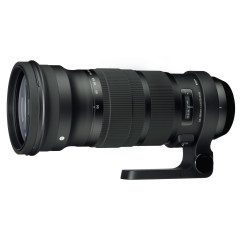Sigma 120-300mm f/2.8 DG OS HSM Sports Nikon