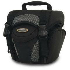 Naneu Pro TS-10 Large SLR Holstercase Black