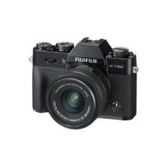 Fujifilm Finepix X-T20 Zwart + XC 15-45mm