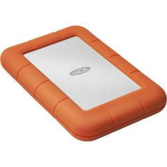 LaCie Rugged - Mini Drive - 4TB