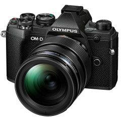 Olympus OM-D E-M5 Mark III Zwart + 12-40mm Pro