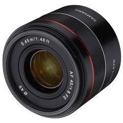 Samyang 45mm f/1.8 AF Sony FE