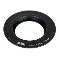 Kiwi Photo Lens Mount Adapter M42-EOS