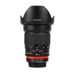 Samyang 35mm f/1.4 ED AS UMC Nikon AE