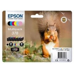 Epson 378 6-Multipack Clara Photo HK Eekhoorn T37884010