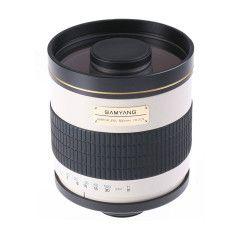 Samyang 800mm f/8.0 Mirror T-Mount