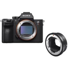 Sony A7R III Body + Sigma Adapter MC-11 - Canon EF naar Sony E-mount