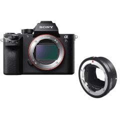 Sony A7S II Body + Sigma Adapter MC-11 - Canon EF naar Sony E-mount