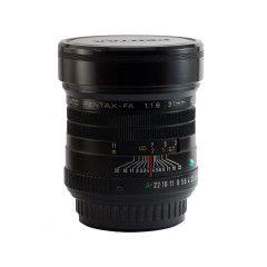 Pentax SMC FA 31mm f/1.8 AL Limited