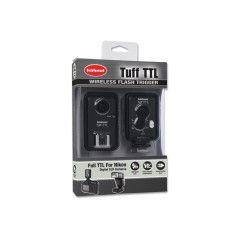 Hahnel Tuff TTL - Draadloze TTL Flash Trigger voor Nikon